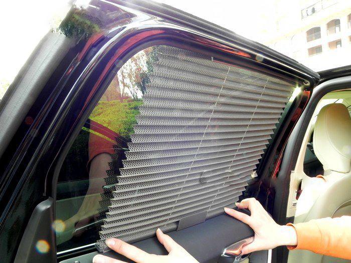 Rèm cửa che nắng ô tô